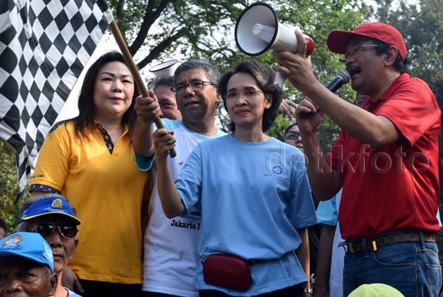 Ribuan Orang Ikuti Jakarta Diabetes Walk 2015