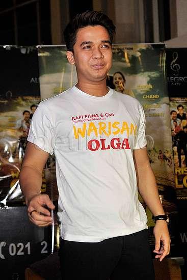 Billy Syahputra Sedih dan Terharu Nonton Film 'Warisan Olga'