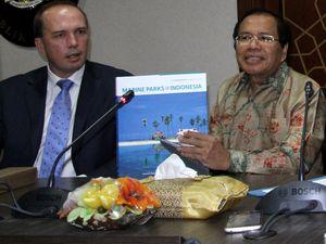 Menteri Imigrasi dan Perlindungan Perbatasan Australia Temui Rizal Ramli
