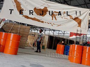 Puluhan Seniman Pamer Karya Seni di Jakarta Biennale