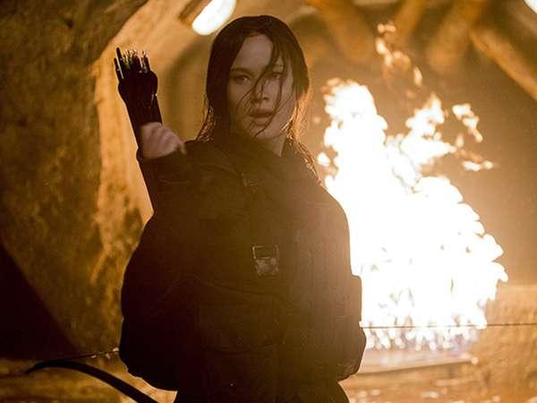 Katniss Everdeen Hancurkan Capitol