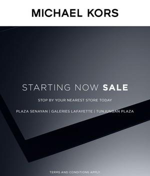 Michael Kors End of Season Sale Up to 60%