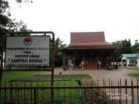 Dibangun untuk masyarakat Kalimantan yang ada di Langkat