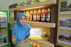 Rizka Romadhona Ungkap Kiat Sukses Lapis Talas Bogor Sangkuriang