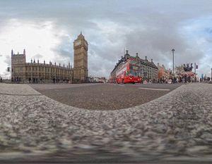 Unik! Lihat Landmark London dengan Perspektif Semut