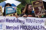 Aksi Tolak Kekerasan Terhadap Perempuan