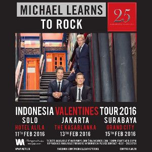 Michael Learns To Rock Gelar Indonesia Valentines Tour 2016