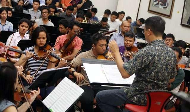 Melihat Latihan Jelang Konser Hymn Of Praise