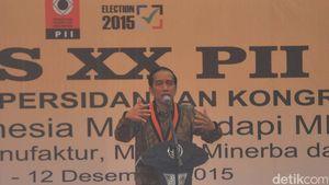 Jokowi: Dari Merdeka Sampai Sekarang Cuma Bangun Tol 800 Kilometer
