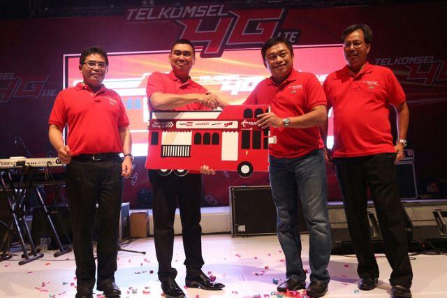 Malang adalah kota ke-12 yang layanan 4G LTE-nya sudah dikomersialkan oleh Telkomsel.