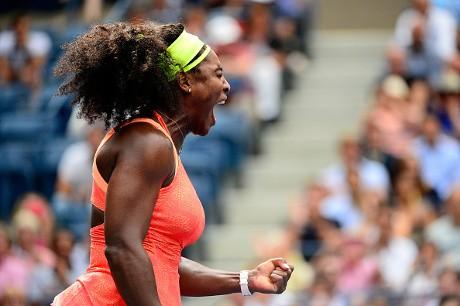 Serena Williams Ikuti Lomba Lari, di Tengah Jalan Naik Taksi