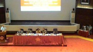 Di Rapim TNI, Mentan Pamer Dampak Pengendalian Impor Pangan