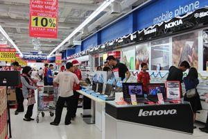 Banting Harga Handphone dan Laptop di Carrefour