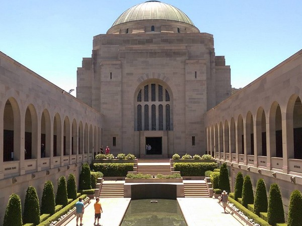 Australian War Memorial (lachlan.kings/Instagram)