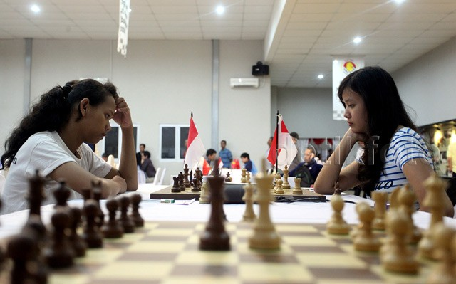 Aksi Pecatur Indonesia di Kejuaraan ASEAN