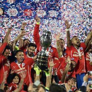 Chile Juara Copa America, Hiruk-pikuk Transfer Sepakbola Eropa