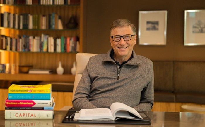 an introduction to the life of bill gates