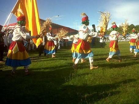 Salah satu atraksi di Festival Tidore (Afif/ detikTravel)