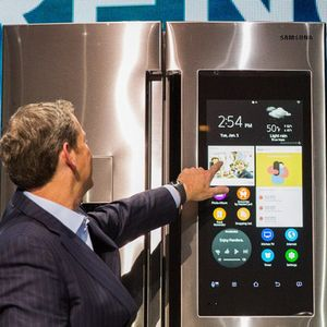 Kulkas Tercanggih Samsung Pakai Android, Dijual Rp 69 Juta
