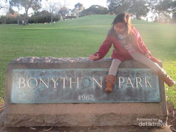 Bonython Park, dibangun tahun 1962