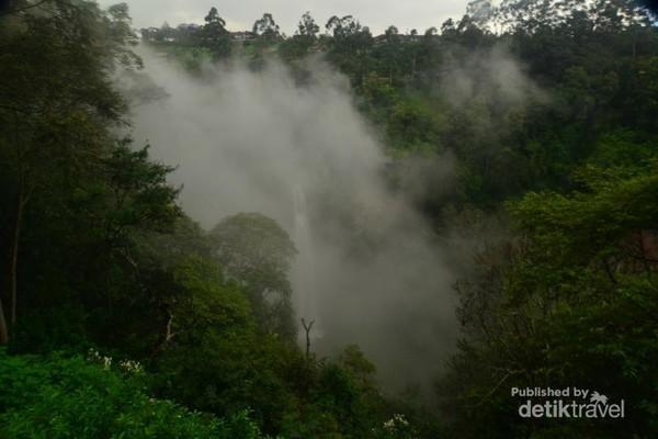 Curug Cimahi Wisata Alam Nan Segar Di Bandung
