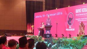 Hadapi Globalisasi, Jokowi: Kita Harus Kerja Pagi, Siang, dan Malam