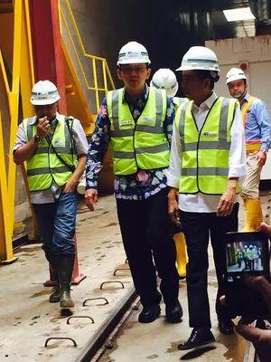 Kereta Sulawesi Dibangun, Jokowi: Tiap 3 Bulan Saya Cek