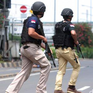 Polisi Ganteng Sarinah Diburu Netizen