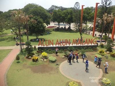 Malang Punya 6 Taman Cantik
