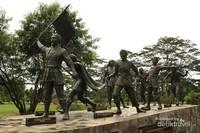 Monumen Perjuangan Laskar Tionghoa dan Jawa Melawan VOC