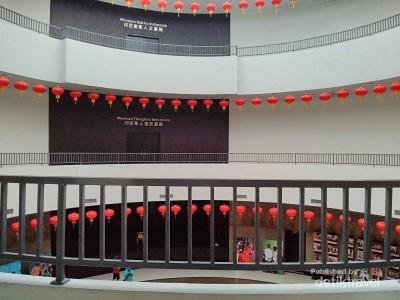 Jejak Etnis Tionghoa di Museum Hakka Indonesia