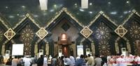 Ramai traveler muslim yang beritikaf