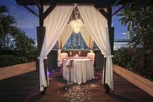 Rayakan Valentine dengan Makan Malam Spesial di 5 Hotel Berbintang Ini