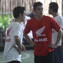 Menpora: Semoga Marquez dan Pedrosa Kembali di 2017 untuk Balapan