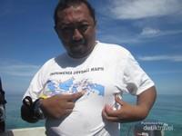 Salah satu keajaiban bawah air Indonesia