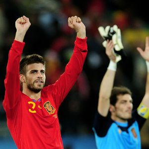 Candaan Casillas dan Pique Soal Final Liga Champions