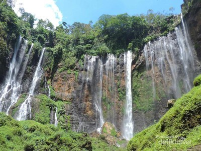 Coban Sewu, Air Terjun Cantik yang Berada di Dua Kabupaten