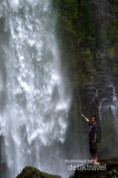 76+ Gambar Air Terjun Lembah Pelangi