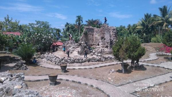 Area Benteng Kastela