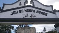 Gerbang Benteng Kastela
