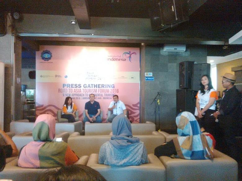 Jumpers ATF di Bandung (Baban/detikTravel)