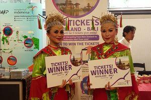 Festival Indonesia di Auckland Meriah, Ada Bagi-bagi Tiket Gratis ke Bali