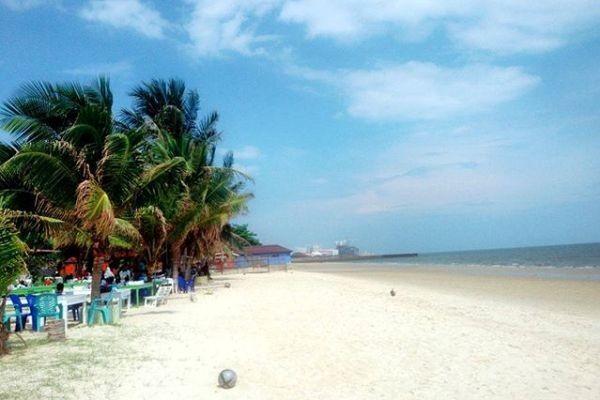 Pantai Kemala Satu Lagi Yang Cantik Dari Balikpapan