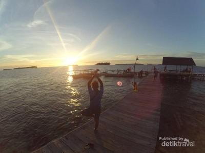 Ide Weekend: Santai di Pulau Harapan