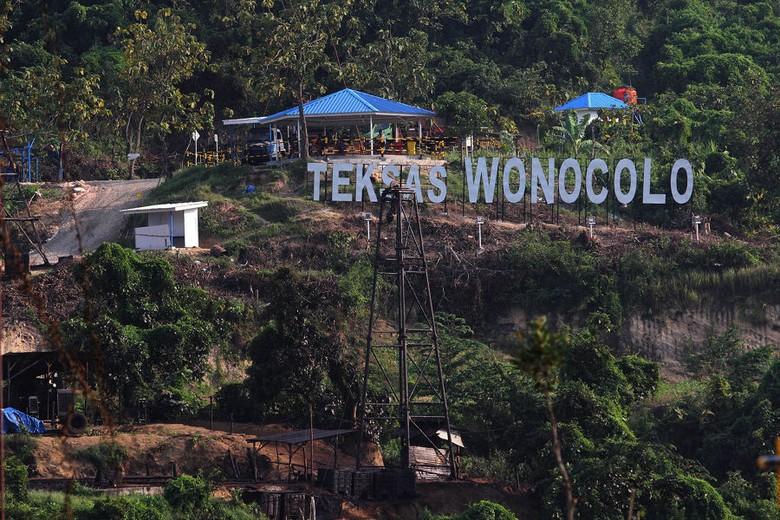 Destinasi Teksas Wonocolo di Bojonegoro (Budi Sugiharto/detikTravel)