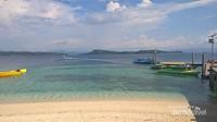 Untuk anda yang ingin bermain banana boat atau ingin mengelilingi pulau disekitanya tersedia disini