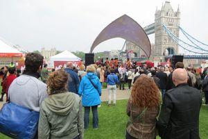 Aneka Acara Seru di Hari Kedua Indonesian Weekend London