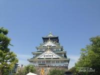 Osaka Castle, jika tanpa Amazing Pass 600 yen