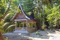 Makam panjang dan Surau Katik Sangko yang keramat