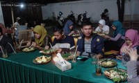 blogger Cirebon buka puasa bersama